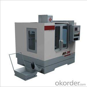 Vertical CNC Milling Machine Modle:NX36,low price economical