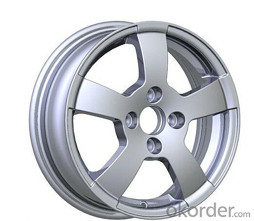 17 inches auto sport aluminum alloy car wheel rims