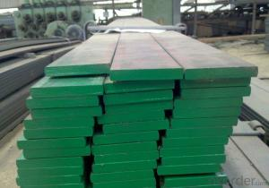Hot  Rolled  Alloy  Leaf  Spring  Flat  Bar