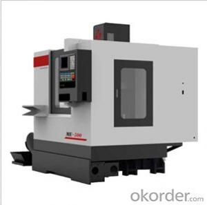 cnc milling machine 3 axis Modle:ME500,high precision and high speed vertical milling machine