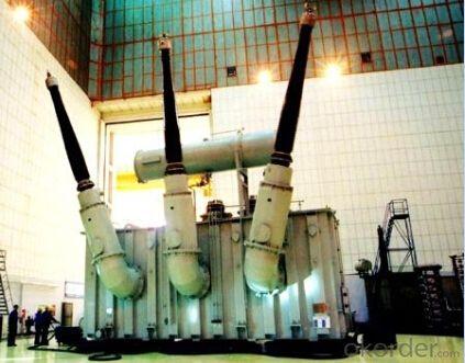 720MVA/550kV main transformer Power plant