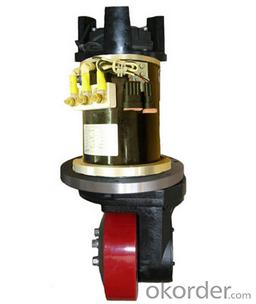 Driving wheel--7EL-AC - 7EL driving wheel