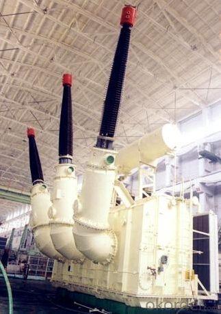 370MVA/535kV main transformer power plant