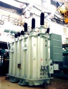 25MVA/110kV railway balance traction transformer