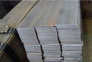 GB Standard Flat Bar/Steel Flat Bar/Hot Rolled Spring Steel Flat Bar