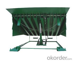 Hydraulic  dock  leveler -- DC-005 - hydraulic system
