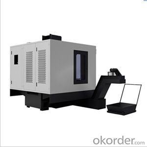 vertical cnc milling machine Modle:VL636