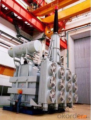 250MVA/500kV main transformer  power station phase