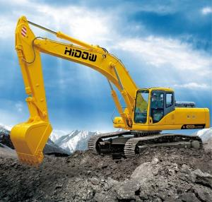 SINOTRUK - THE HIDOW HYDRAULIC EXCAVATOR HW330-8