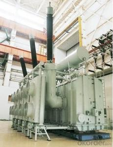 360MVA/63kV main transformer for Hydro power station