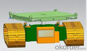 Mining Equipment  > Other Mining Equipment  > The Transport Crawler