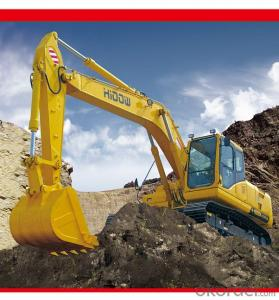 SINOTRUK - THE HIDOW HYDRAULIC EXCAVATOR HW240-8A