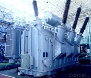 63MVA/220KV startup/standby transformer for factory
