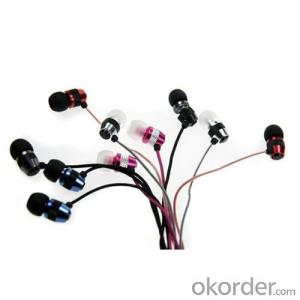Accessory -> Wire-Headset In Ear Type Headset:  5CAI3442W-E01-RH