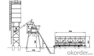 WCQ300G Stabilized Soil Mixing Plant