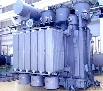 25MVA/20kV auxiliary transformer for Iran