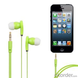 Accessory -> Wire-Headset In Ear Type Headset:  5CAI3442W-E02-RH