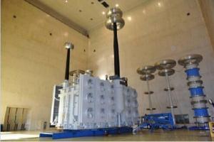 The world's first 1500MVA/1000kV UHV AC transformer