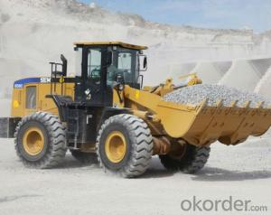 SEM Brand Heavy Work Conditions Wheel Loader SEM668C