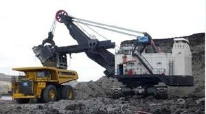 WK-55 Mining Excavator  for mining on sale