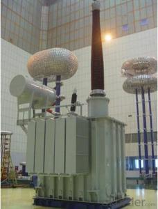 50MVAr/500kV core type reactor for substation