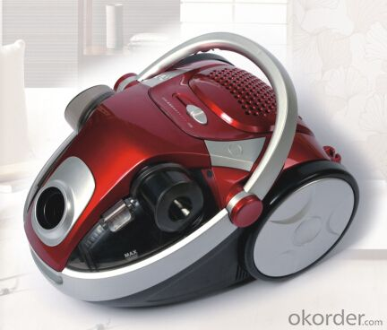 Cyclonic style vacuum cleaner with HEPA filter#C4207