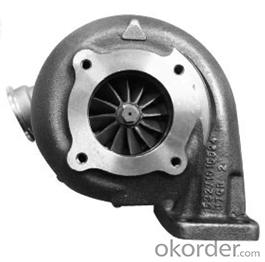 K27 53279706441 3520965299 3520965199 A3760960699 3760960699 Turbocharger for Benz  OM 366 LA