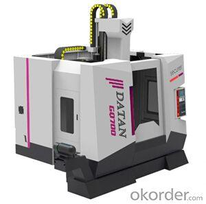 Gantry type machining center Modle:GQ700