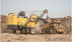 WK-35 Mining Excavator for mining on sale
