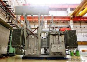 300MVA/ 230kV export America phase-shifting transformer