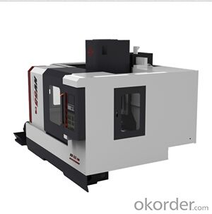 CNC Vvertical Machining Center  Modle:ME1000