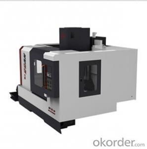 CNC Vvertical Machining Center  Modle:ME1000