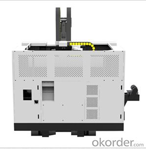 CNC Gantry Type Milling Machine Modle:GQ1300