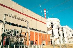 370MVA/236kV main transformer power plant