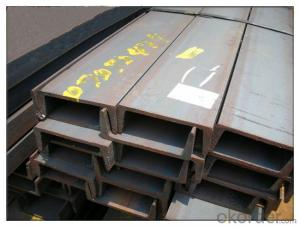 Hot Rolled Channel Steel, Carbon Mild Structural Steel U Channel
