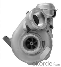 Turbo Charger GT1852V A6110960899 709836-5004S Turbocharger for Benz