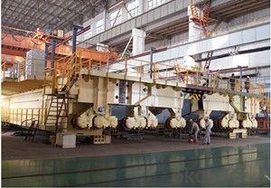 Lifting Equipment  > Crane for Steel Plant  > Ladle Crane