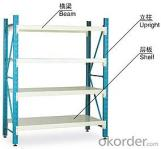 medium sized pallet racking shelves customized