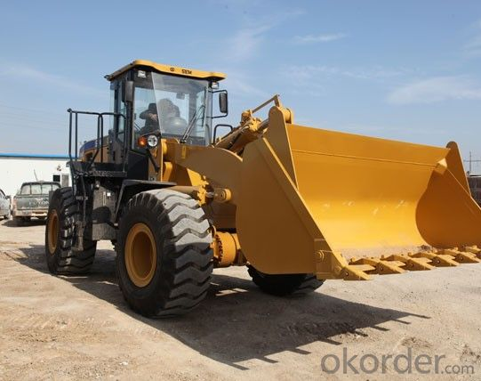 SEM Brand Heavy Work Conditions Wheel Loader SEM660B