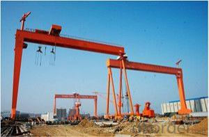 Lifting Equipment  > Crane for Ship Yards