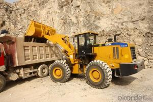 SEM Brand Heavy Work Conditions Wheel Loader SEM650B
