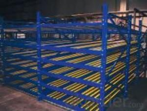 Cargo Flow Pallet Racking Shelves for Warehouse