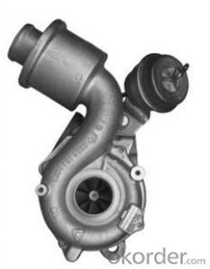 K03 Turbo 06A145713DV 06A145713DX 53039700052 Turbocharger  for  Audi Seat Skoda Volkswagen