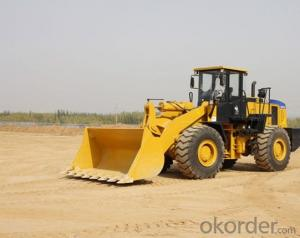 SEM Brand Heavy Work Conditions Wheel Loader SEM660B