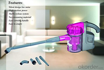 Handheld bagless cyclonic vacuum cleaner#GW906