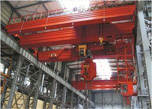 Lifting Equipment  > Crane for Steel Plant  > Charging Crane