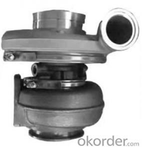Turbocharger HX55 4038612 Turbo charger for Scania Truck