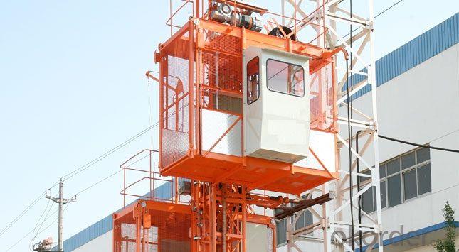 SHENDIAO CONSTRUCTION HOISTS SCD200/200