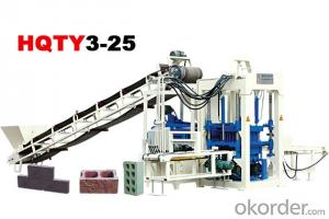 Fully-Automatic Block Making Machine Line HQTY3-25