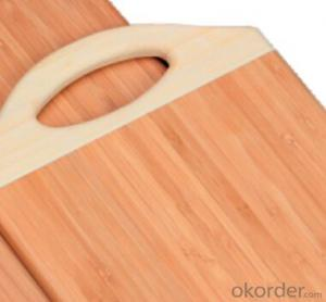 chopping board,F-CB027 Carbonized bamboo chopping board,your best choice